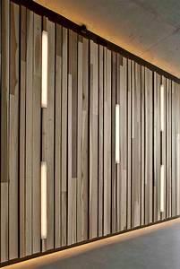 Wandgestaltung Büro Ideen : holzkunst kreative wandgestaltung wanddeko ideen holz ~ Lizthompson.info Haus und Dekorationen