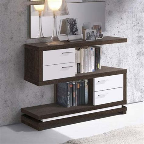 console meuble d entree design