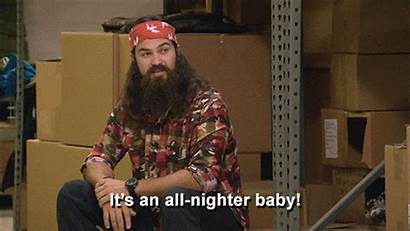Nighter Duck Dynasty Night Gifs Date Episode