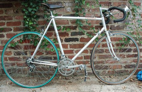 Peugeot 103 Bicycle by Peugeot 103 Carbolite Frame Road Bike Bike