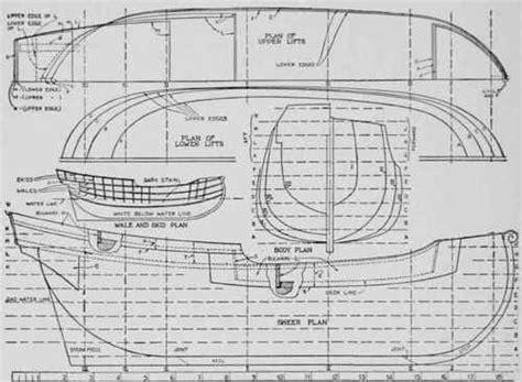 wood model ship plans
