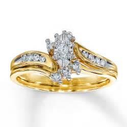 marquise wedding set bridal sets marquise bridal sets yellow gold