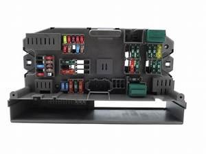 2009 Bmw X5 Fuse Box