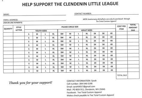 Clendenin Little League Kicks Off Fundraiser To Celebrate