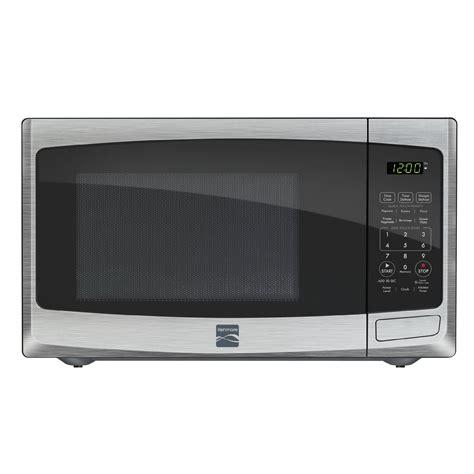 stainless steel countertop microwave kenmore 73093 0 9 cu ft countertop microwave stainless