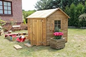 Spielhaus Garten Holz : baumotte spielhaus holz spielhaus garten kinderspielhaus raphael garten und bauen ~ Whattoseeinmadrid.com Haus und Dekorationen