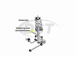 Rear Control Arm Bushings - Subaru Outback