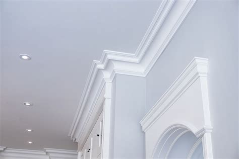 Plaster Crown Molding by 5 Reasons To Install Plaster Coated Foam Crown Moulding