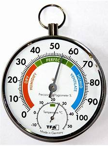 What Does A Hygrometer Measure