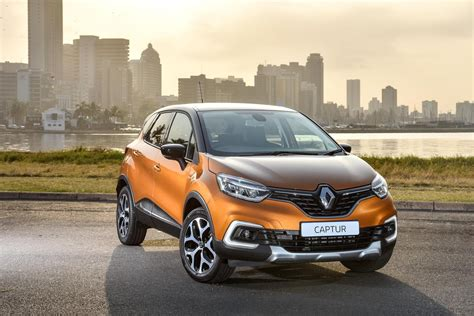 Facelifted Renault Captur (2017) Specs & Price