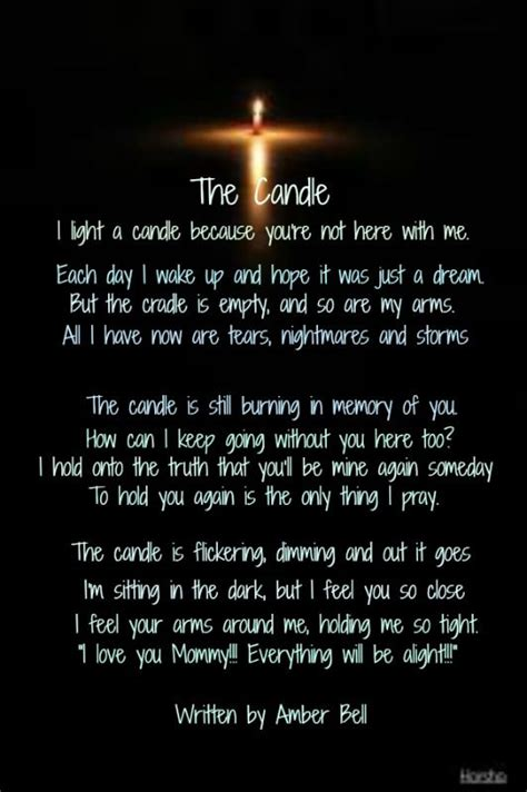 Gedicht Kerze Licht by Candle Poems