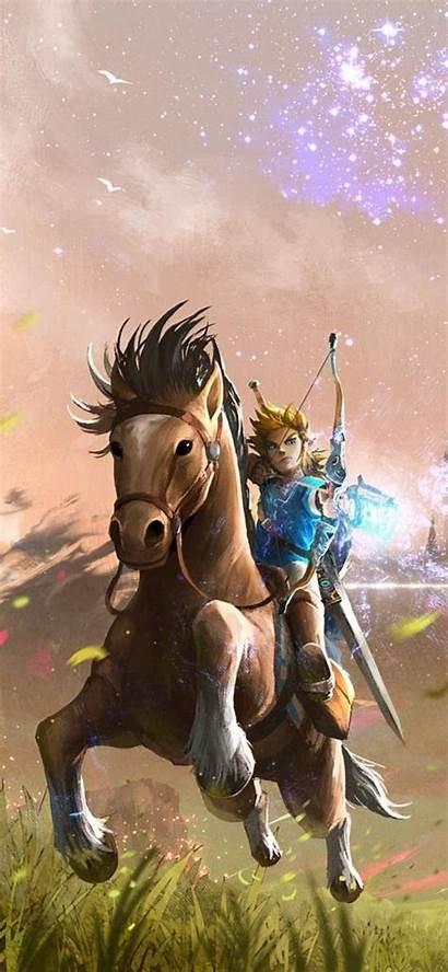 Zelda Legend Wallpapers Iphone Games Xs 4k
