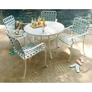 hton bay summerville 5 patio dining set in