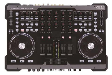 American Audio Vms4 Controller W/ Audio Io
