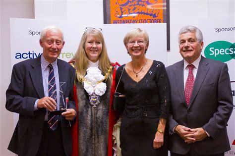 surrey heath sports awards winners  revealed