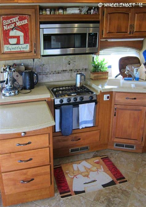 Motorhome Kitchen Accessories