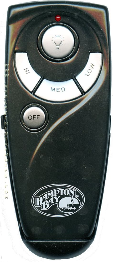 Hton Bay Ceiling Fan Remote Replacement Uc7083t by Buy Hton Bay 70830 R1 T2 Uc7083t Black Uc7083t Ceiling