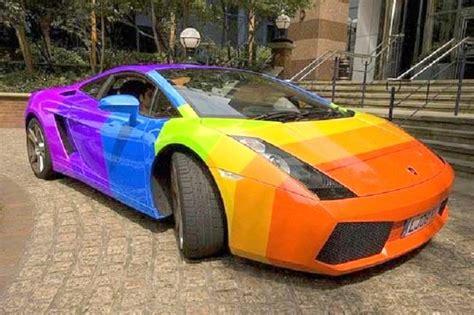 rainbow lamborghini rainbow lamborghini pixdaus
