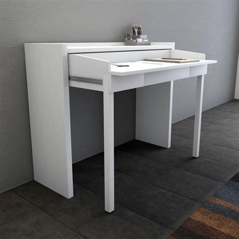 bureau extensible console bureau extensible 16 mel drawer