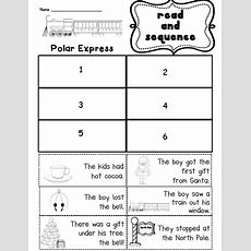 Sarah's First Grade Snippets Polar Express Activities For First Grade With A Freebie