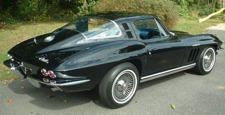 1965 Corvette specifications and search results of 1965's ...