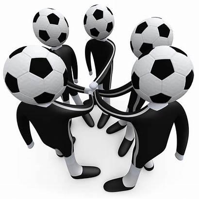 Team Clipart Huddle Clip Sports Soccer Hands