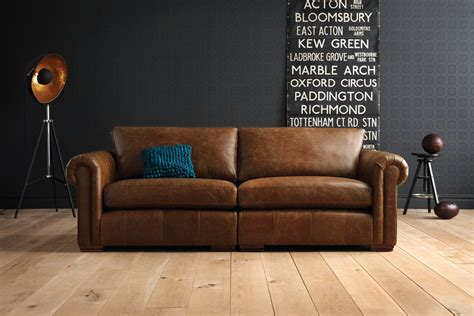 What To Do With Sofa by Aspen 3 Seater Leather Sofa