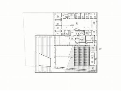 Institute Contemporary Boston Plan Ica Floor Plans