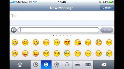 Enable Emoji Keyboard On Iphone 4 , Iphone 4s, Iphone 5