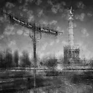 Berlin Schwarz Weiß Bilder : melanie viola st dte kunst berlin siegess ule schwarz wei glasbild glasbilder ~ Bigdaddyawards.com Haus und Dekorationen