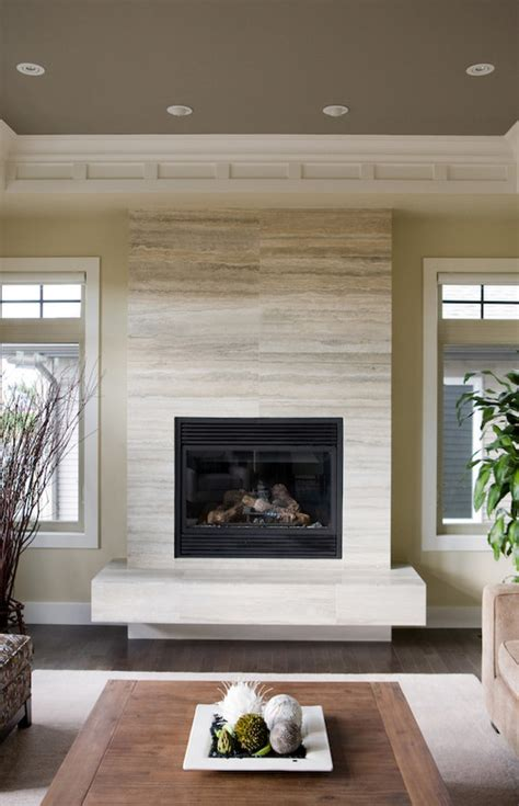 modern fireplace tile oh my word fireplace