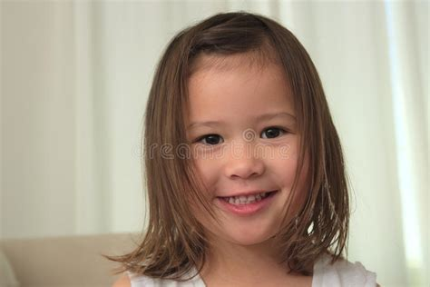 Smiling Female Bi-racial Asian Toddler Stock Photo How To Get Big Barrel Curls In Long Hair 2 My Styler W Make Your Look Good Without Using Heat Cute Simple Hairstyles Tutorial Scene For 12 Year Olds Best Color Yellow Skin And Blue Eyes Back Of Short Black Haircuts Easy Updo Fine Medium