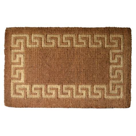 Key Doormat by Key Coir Doormat By Imports Decor In Doormats