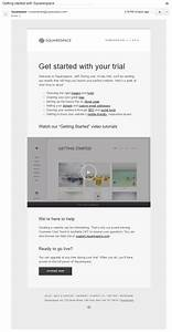 Squarespace - Free Trial Email sequence - Emaildrips.com