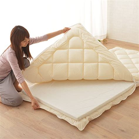 japanese futon mattress emoor washable futon mattress shikibuton size