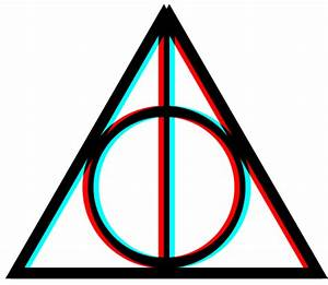 deathly hallows sign | Tumblr