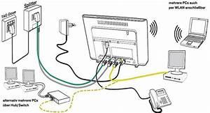 Speedport Telefon Einrichten : faxen mit speedport w 303 v router wer weiss ~ Frokenaadalensverden.com Haus und Dekorationen