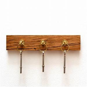Reclaimed, French, Oak, Key, Holder, By, Jam, Furniture