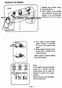 White 1477 And 1488 Sewing Machine Threading Diagram