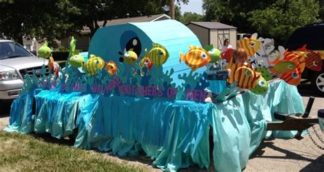 Diy Parade Float Design • 7 Quick Tips