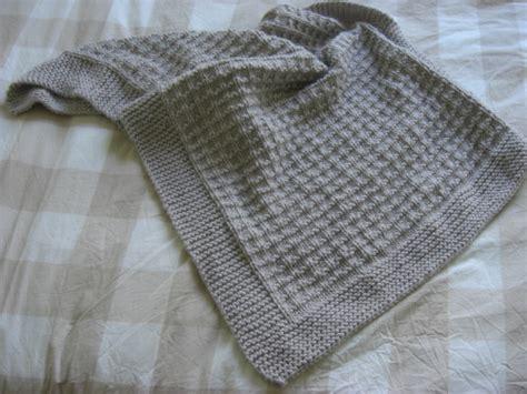 tricoter un plaid pour bebe nos conseils