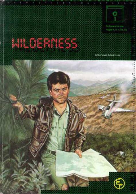 survival wilderness games adventure game apple ii pc gamespot ds 1985