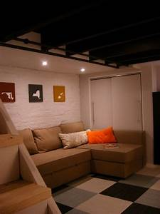 remodelaholic home sweet home on a budget bloggers With finished basement ideas on a budget