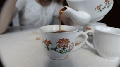 Tea Stages Making Exam Stress Cup Pouring