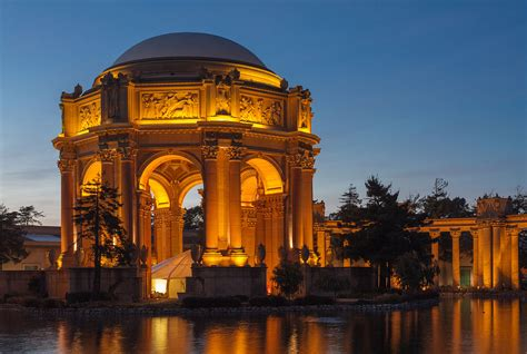 Palace of Fine Arts Future Home of San Francisco Museum