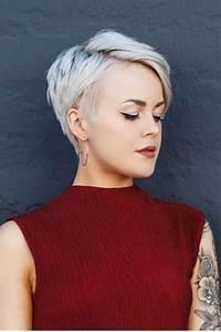 Coupe De Cheveux Femme Tendance 2019 : coupe courte blond coupe courte 2019 les plus belles coiffures courtes de la rentr e ~ Melissatoandfro.com Idées de Décoration
