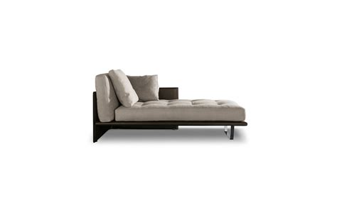 chaise longue en cuir design luggage quot chaise longue quot