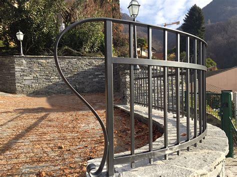 ringhiera giardino lavori artigianali in ferro battuto nella tua zona