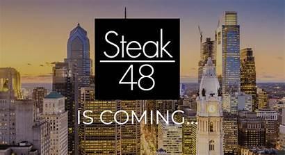 Steak 48 Philadelphia Broad Street Steakhouse Philly