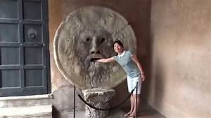 Rome  Italy   Mouth Of Truth Hd  2015